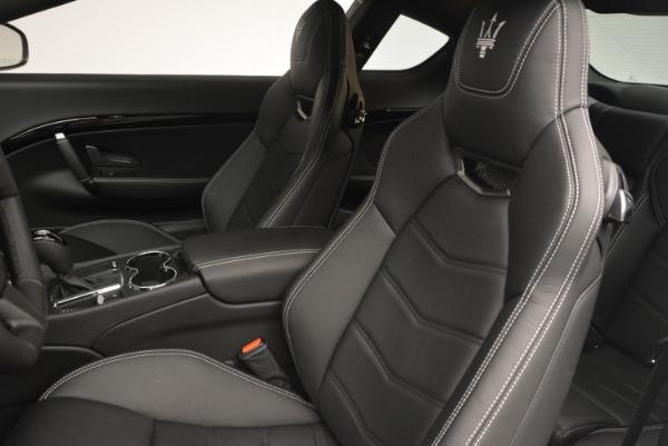 New 2016 Maserati GranTurismo Sport for sale Sold at Alfa Romeo of Westport in Westport CT 06880 19