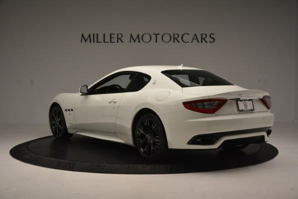 New 2016 Maserati GranTurismo Sport for sale Sold at Alfa Romeo of Westport in Westport CT 06880 4