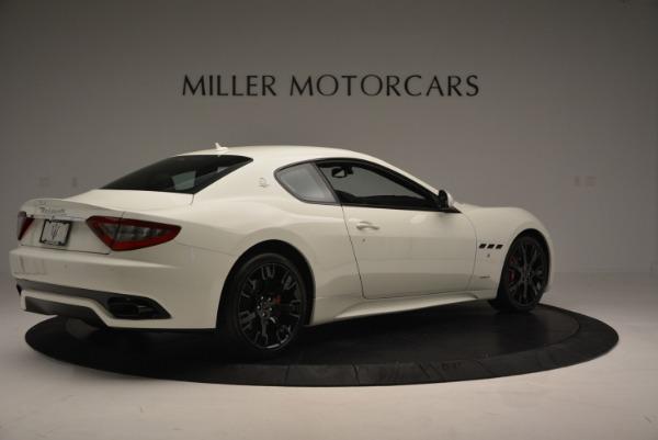 New 2016 Maserati GranTurismo Sport for sale Sold at Alfa Romeo of Westport in Westport CT 06880 6
