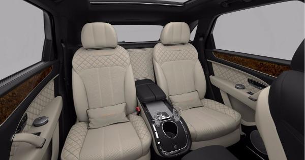 New 2018 Bentley Bentayga Mulliner for sale Sold at Alfa Romeo of Westport in Westport CT 06880 9