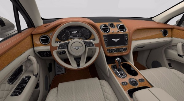 New 2018 Bentley Bentayga Onyx for sale Sold at Alfa Romeo of Westport in Westport CT 06880 6