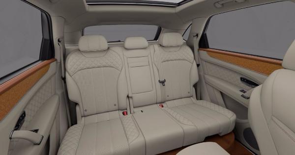 New 2018 Bentley Bentayga Onyx for sale Sold at Alfa Romeo of Westport in Westport CT 06880 9