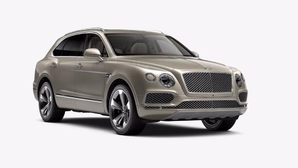 New 2018 Bentley Bentayga Onyx for sale Sold at Alfa Romeo of Westport in Westport CT 06880 1