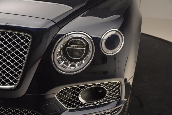 Used 2018 Bentley Bentayga W12 Signature for sale Call for price at Alfa Romeo of Westport in Westport CT 06880 15
