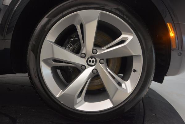 Used 2018 Bentley Bentayga W12 Signature for sale Call for price at Alfa Romeo of Westport in Westport CT 06880 19