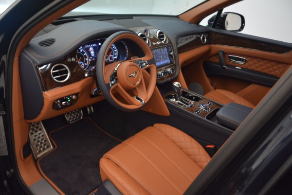 New 2018 Bentley Bentayga Signature for sale Sold at Alfa Romeo of Westport in Westport CT 06880 22