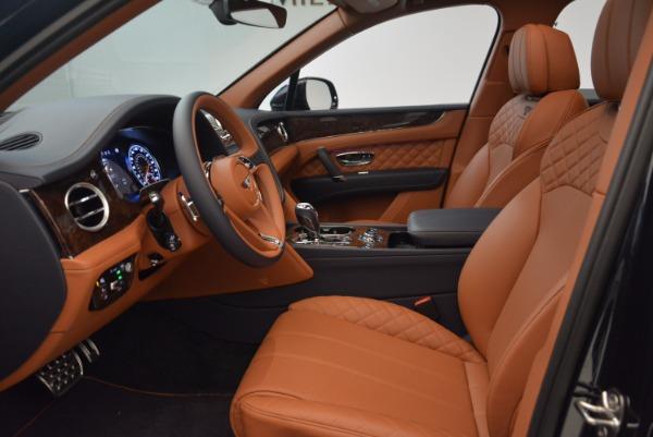 Used 2018 Bentley Bentayga W12 Signature for sale Call for price at Alfa Romeo of Westport in Westport CT 06880 23