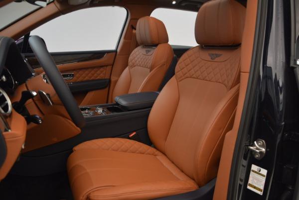 Used 2018 Bentley Bentayga W12 Signature for sale Call for price at Alfa Romeo of Westport in Westport CT 06880 24