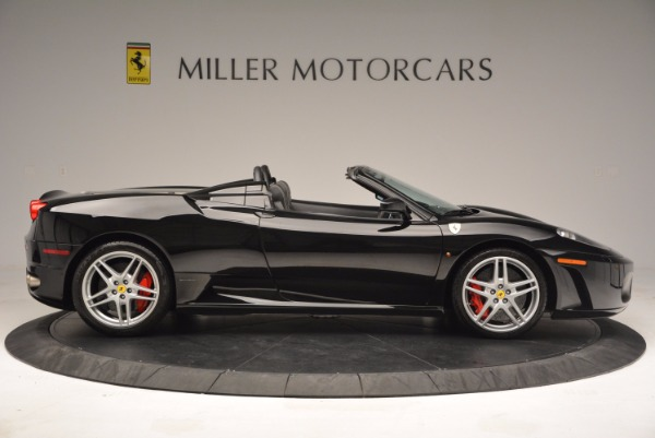 Used 2008 Ferrari F430 Spider for sale Sold at Alfa Romeo of Westport in Westport CT 06880 9