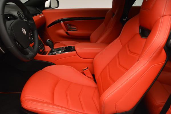 New 2017 Maserati GranTurismo Sport for sale Sold at Alfa Romeo of Westport in Westport CT 06880 14