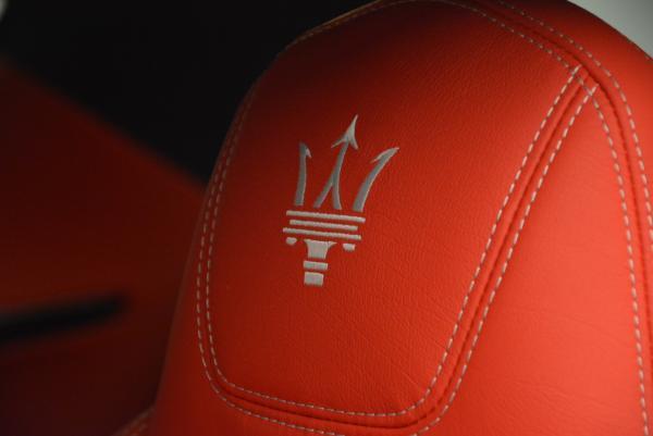 New 2017 Maserati GranTurismo Sport for sale Sold at Alfa Romeo of Westport in Westport CT 06880 16
