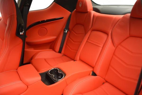 New 2017 Maserati GranTurismo Sport for sale Sold at Alfa Romeo of Westport in Westport CT 06880 17