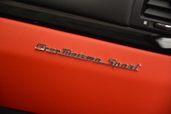 New 2017 Maserati GranTurismo Sport for sale Sold at Alfa Romeo of Westport in Westport CT 06880 18