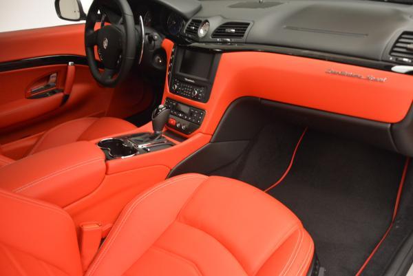 New 2017 Maserati GranTurismo Sport for sale Sold at Alfa Romeo of Westport in Westport CT 06880 19