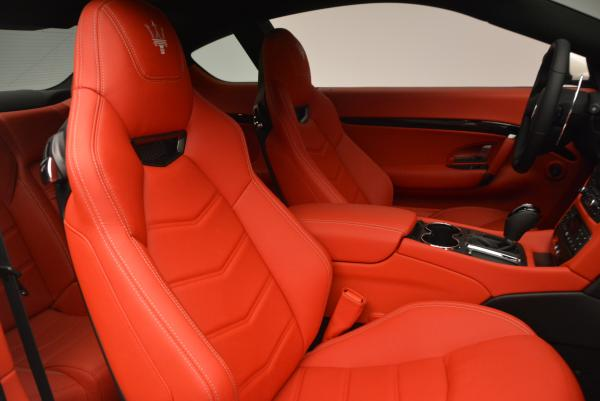 New 2017 Maserati GranTurismo Sport for sale Sold at Alfa Romeo of Westport in Westport CT 06880 21