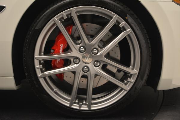 New 2017 Maserati GranTurismo Sport for sale Sold at Alfa Romeo of Westport in Westport CT 06880 22