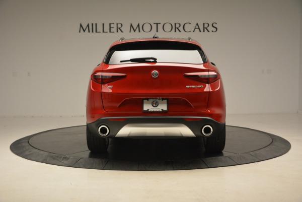 New 2018 Alfa Romeo Stelvio Ti Sport Q4 for sale Sold at Alfa Romeo of Westport in Westport CT 06880 6