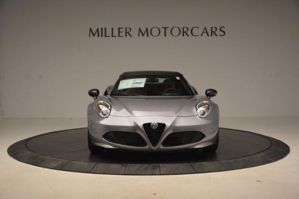New 2018 Alfa Romeo 4C Spider for sale Sold at Alfa Romeo of Westport in Westport CT 06880 22