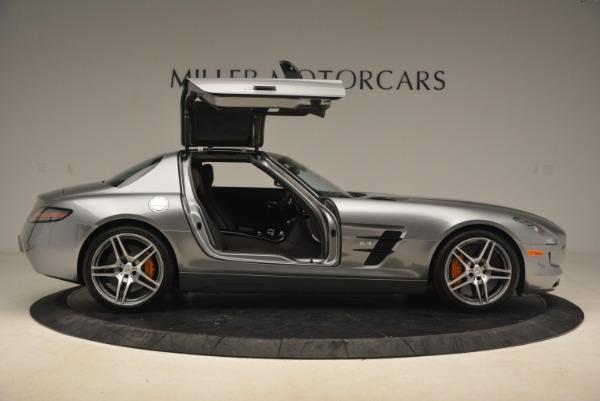 Used 2014 Mercedes-Benz SLS AMG GT for sale Sold at Alfa Romeo of Westport in Westport CT 06880 12