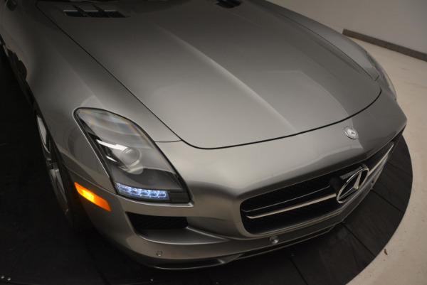 Used 2014 Mercedes-Benz SLS AMG GT for sale Sold at Alfa Romeo of Westport in Westport CT 06880 19