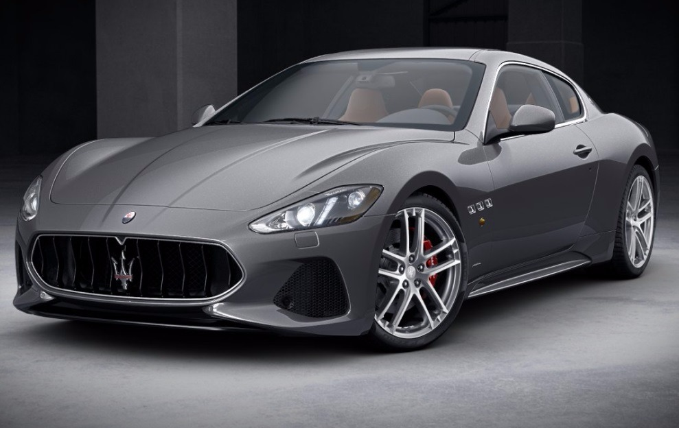 New 2018 Maserati GranTurismo Sport Coupe for sale Sold at Alfa Romeo of Westport in Westport CT 06880 1