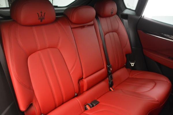 New 2018 Maserati Levante Q4 for sale Sold at Alfa Romeo of Westport in Westport CT 06880 23