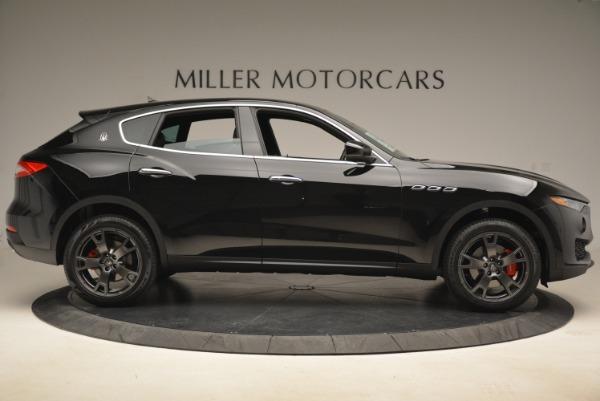 New 2018 Maserati Levante Q4 for sale Sold at Alfa Romeo of Westport in Westport CT 06880 8