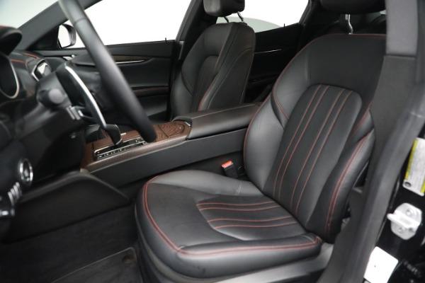 New 2018 Maserati Ghibli S Q4 for sale Sold at Alfa Romeo of Westport in Westport CT 06880 14
