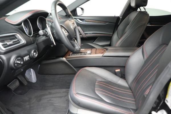 New 2018 Maserati Ghibli S Q4 for sale Sold at Alfa Romeo of Westport in Westport CT 06880 15