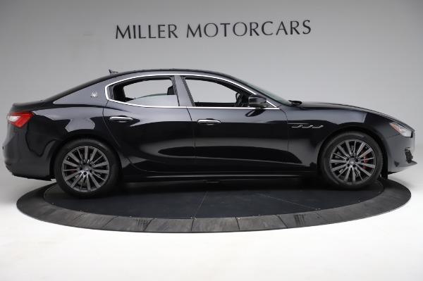 Used 2018 Maserati Ghibli S Q4 for sale Sold at Alfa Romeo of Westport in Westport CT 06880 10