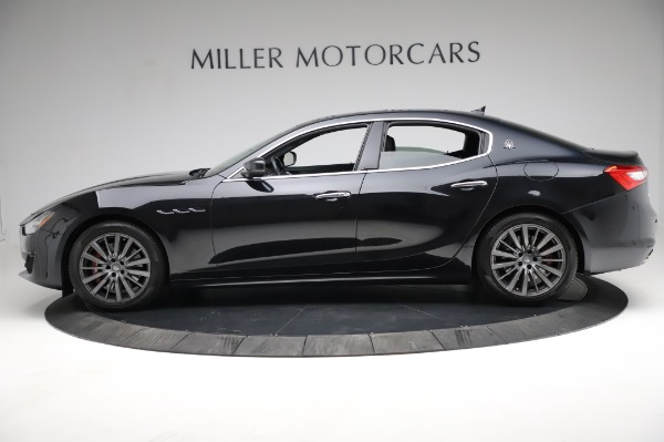 Used 2018 Maserati Ghibli S Q4 for sale Sold at Alfa Romeo of Westport in Westport CT 06880 3