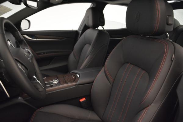 Used 2018 Maserati Ghibli S Q4 for sale $55,900 at Alfa Romeo of Westport in Westport CT 06880 14