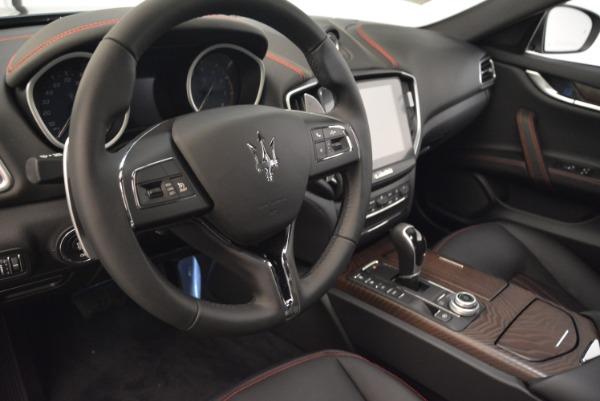 Used 2018 Maserati Ghibli S Q4 for sale $55,900 at Alfa Romeo of Westport in Westport CT 06880 15