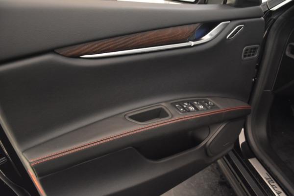Used 2018 Maserati Ghibli S Q4 for sale $55,900 at Alfa Romeo of Westport in Westport CT 06880 16
