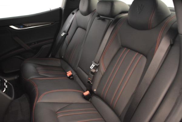 Used 2018 Maserati Ghibli S Q4 for sale $55,900 at Alfa Romeo of Westport in Westport CT 06880 19
