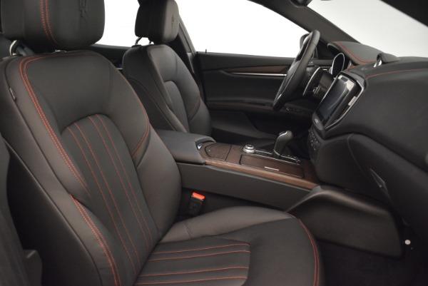 Used 2018 Maserati Ghibli S Q4 for sale $55,900 at Alfa Romeo of Westport in Westport CT 06880 21