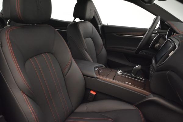 Used 2018 Maserati Ghibli S Q4 for sale $55,900 at Alfa Romeo of Westport in Westport CT 06880 22