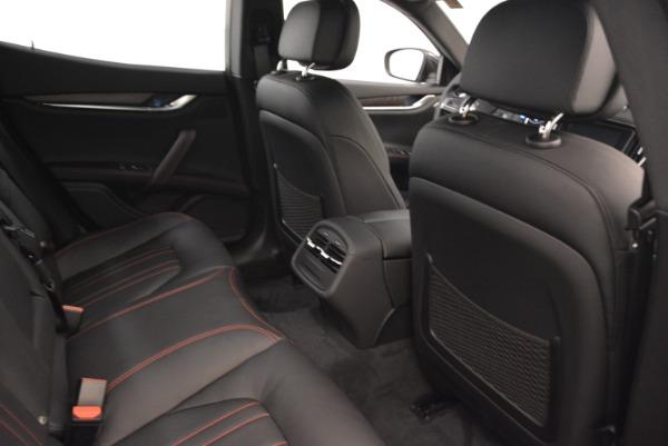 Used 2018 Maserati Ghibli S Q4 for sale $55,900 at Alfa Romeo of Westport in Westport CT 06880 23