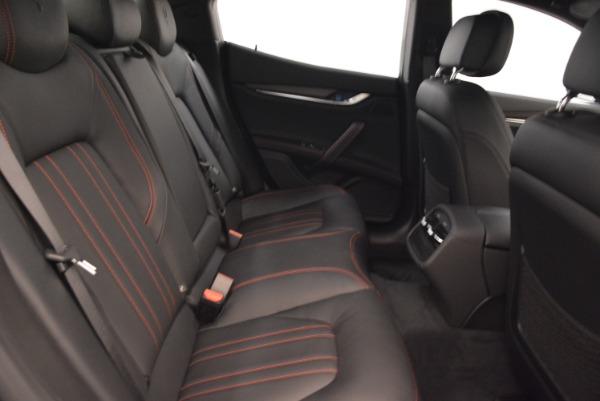 Used 2018 Maserati Ghibli S Q4 for sale $55,900 at Alfa Romeo of Westport in Westport CT 06880 24