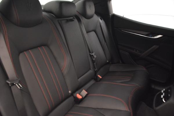Used 2018 Maserati Ghibli S Q4 for sale $55,900 at Alfa Romeo of Westport in Westport CT 06880 25