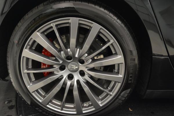 Used 2018 Maserati Ghibli S Q4 for sale $55,900 at Alfa Romeo of Westport in Westport CT 06880 26