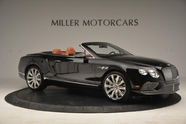 Used 2016 Bentley Continental GT V8 Convertible for sale Sold at Alfa Romeo of Westport in Westport CT 06880 10