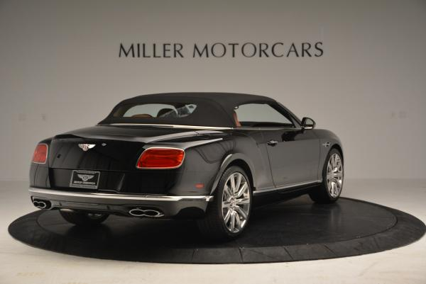 Used 2016 Bentley Continental GT V8 Convertible for sale Sold at Alfa Romeo of Westport in Westport CT 06880 19