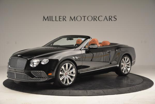 Used 2016 Bentley Continental GT V8 Convertible for sale Sold at Alfa Romeo of Westport in Westport CT 06880 2