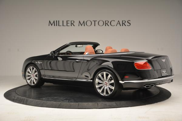 Used 2016 Bentley Continental GT V8 Convertible for sale Sold at Alfa Romeo of Westport in Westport CT 06880 4
