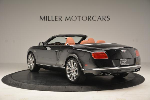 Used 2016 Bentley Continental GT V8 Convertible for sale Sold at Alfa Romeo of Westport in Westport CT 06880 5