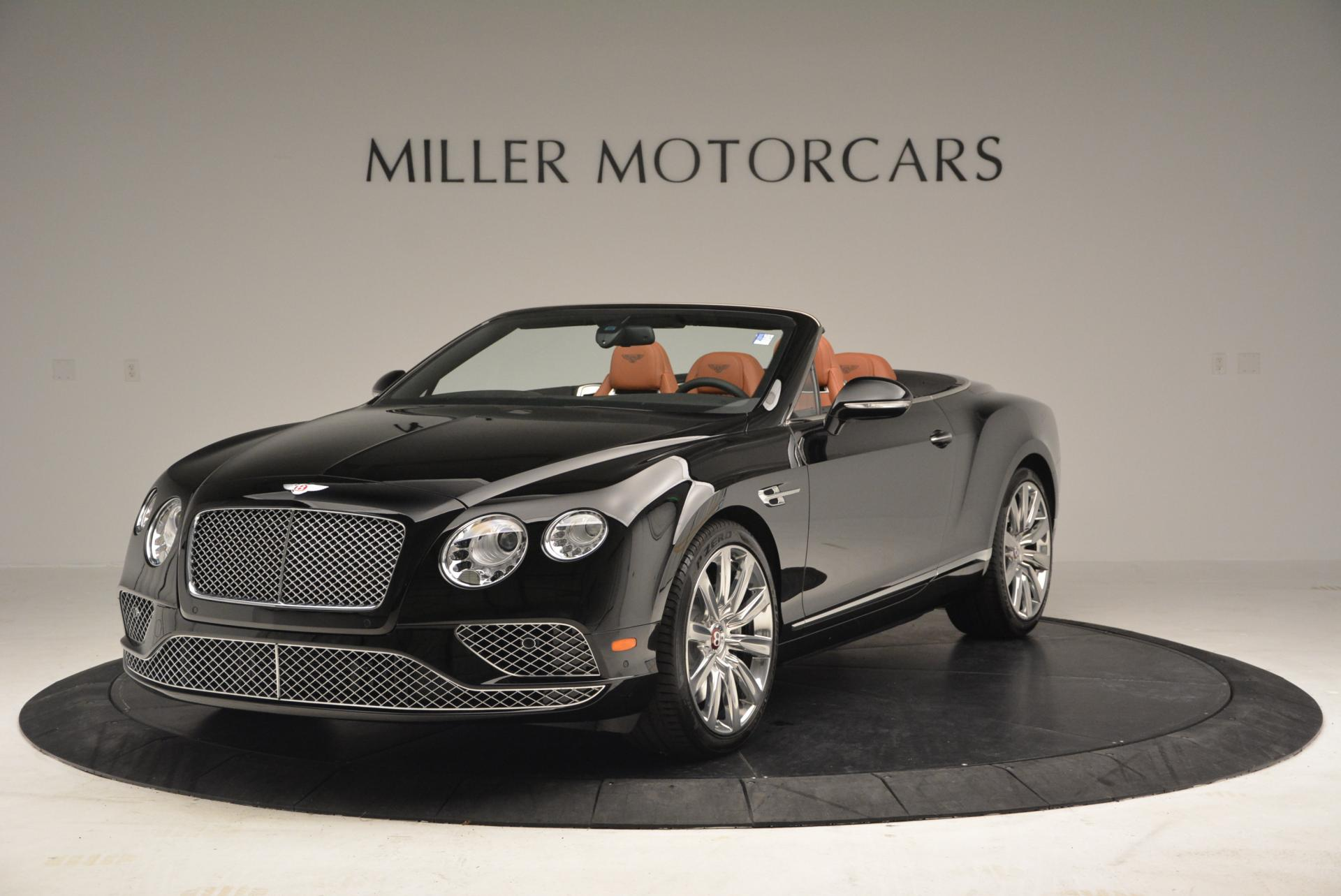 Used 2016 Bentley Continental GT V8 Convertible for sale Sold at Alfa Romeo of Westport in Westport CT 06880 1