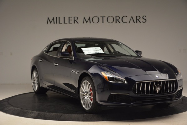 New 2018 Maserati Quattroporte S Q4 GranLusso for sale Sold at Alfa Romeo of Westport in Westport CT 06880 11