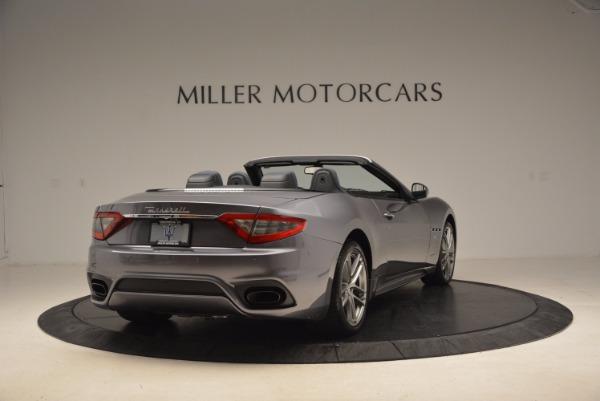 Used 2018 Maserati GranTurismo Sport Convertible for sale Sold at Alfa Romeo of Westport in Westport CT 06880 13