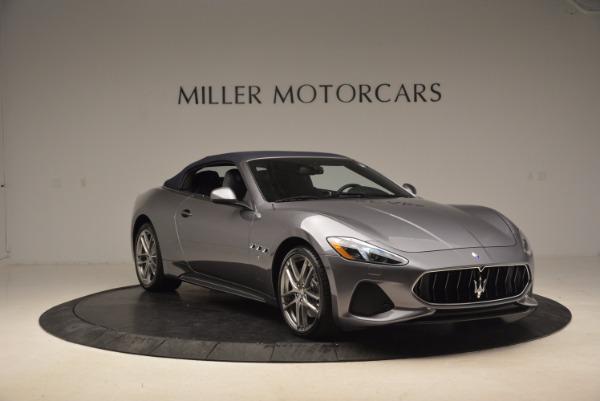 Used 2018 Maserati GranTurismo Sport Convertible for sale Sold at Alfa Romeo of Westport in Westport CT 06880 22